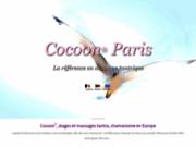 screenshot http://cocoonez-moi.com/ massage tantrique