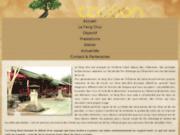 screenshot http://www.cocoonfengshui.com cocoon feng shui
