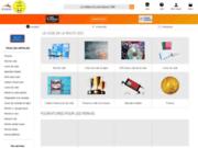 screenshot http://www.code-a-domicile-boutique.com/ la boutique du code de la route