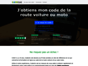 Tests en ligne du code de la route
