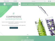 screenshot http://www.codifra.fr codifra, laboratoire de compléments alimentaires