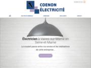 Coenon Didier Electricité - votre électricien à Vaires-sur-Marne