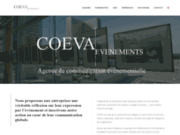 screenshot http://www.coeva.com organisation evenement entreprise – soiree et seminaire evenementiels