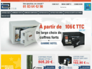 screenshot http://www.coffre-fort-securite.fr coffre-fort-securite.fr