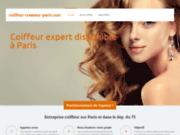 screenshot http://www.coiffeur-createur-paris.com coiffeur paris 9