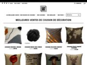 screenshot https://coin-coussin.com/ Coin Coussin
