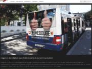 screenshot http://www.colegram.ch agence de communication à Genève