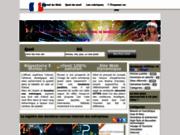 Annuaire Colonel, la levée des couleurs du web de France
