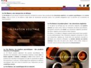 Coloration cheveux naturelle et soins capillaires bio