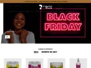 screenshot http://www.colorfulblack.com colorful black : janet collection et flori roberts