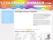 Coloriage animaux gratuit