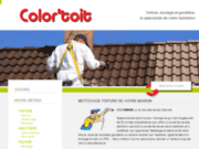 Color'toit, faire nettoyer sa toiture