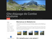 screenshot http://www.combemadame.com combe madame