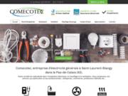 Comecotec électricité générale Saint-Laurent-Blangy