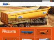 screenshot http://www.comet.com.tn/Fr/ camion semi remorque