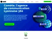 Comète agence de communication Lyon