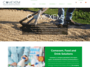 Comexem, Food and Drink Solutions. Spécialiste de l'importation, exportation et distribution