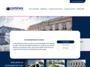 Cominex, fournisseur de pierres naturelles, pavés, dalles