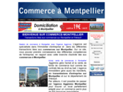 Commerce Montpellier