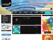 screenshot http://www.comonmarrakech.com/ l'agenda de marrakech , soiree , evenements , expositions , spectales, cinema