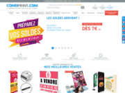 screenshot http://www.comoprint.com/impression_flyers.html impression de flyers