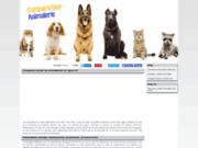 screenshot http://comparateur-animalerie.com comparateur pour animaux
