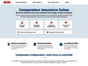 Comparateur assurance Suisse