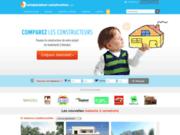 Trouvez et comparez les constructeurs de votre maison individuelle en 2 minutes