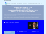 screenshot http://www.compta.net expert comptable paris