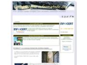 screenshot http://www.comptabiliteinformatisee.fr les logiciels et les obligations fiscales