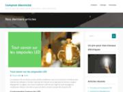screenshot http://www.comptoir-electricite.fr comptoirs electricité, vente kit électrique