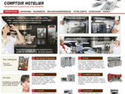 Le comptoir hotelier
