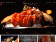 screenshot http://www.comptoirdesmers.com/ le comptoir des mers