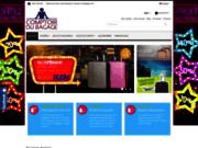 screenshot http://www.comptoirdubagage.com Comptoir du Bagage