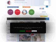 screenshot http://www.conciliateurs.fr union des conciliateurs de justice