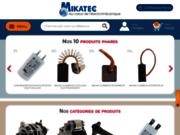 screenshot http://condensateur-web.fr condensateur