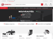 Conecticplus.com, connectique audio vidéo et informatique