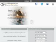 ConnexionRH - offres d'emploi dans le secteur de la Banque - Paris