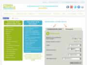screenshot http://conseil-mutuelle-prevoyance.fr Devis mutuelle santé