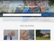 screenshot http://www.conseildependance.fr/ Conseil dépendance