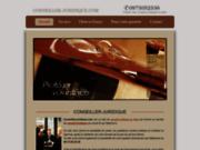 screenshot http://www.conseiller-juridique.com conseiller juridique