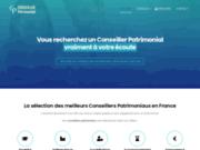 L'annuaire des conseillers patrimoniaux français