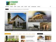 screenshot http://www.conso-info.com conseils beauté