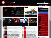 screenshot http://consolefun.fr console fun : le site de jeux vidéo !