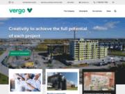 screenshot http://www.construction-vergo.com/ construction vergo