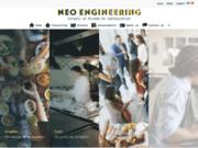 screenshot http://www.consultant-restauration.com consultant en restaurant