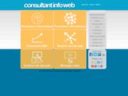 screenshot http://www.consultantinfoweb.com Consultant Info Web