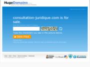screenshot http://www.consultation-juridique.com/ consultation juridique