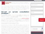 screenshot http://www.consultation-juridique.net/ consultation juridique
