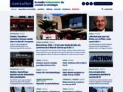 screenshot http://www.consultor.fr consultor - le portail du conseil en stratégie